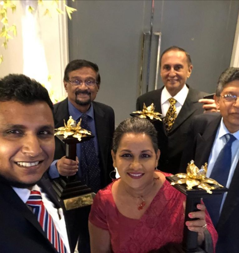National Business Excellence Award 2019